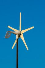 Small Individual Wind Generato...