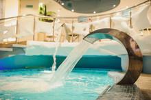 The Interior Of The Aquazone I...