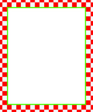 Race Frame. Page Border Checker Pattern. Checkerboard. Vintage Board. Vector Graphics Background.