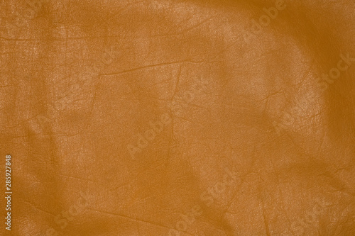 Background, texture of light brown skin. Fototapet