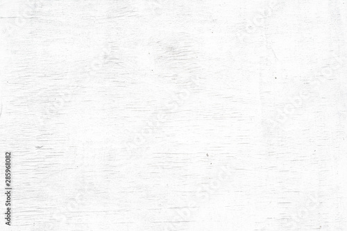 Fototapety, obrazy: White painted wooden surface with cracks