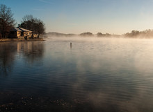 Early Winter Morning, Lake DeS...