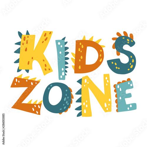 Photo Dino Kids zone
