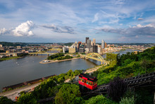 The Pittsburgh Skyline From Mount Washington