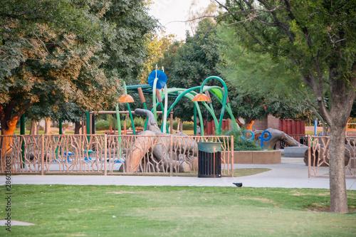 Photo  Sunset Regional Park, Las Vegas, NV.