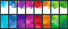 Big Set Of Bright Vector Color...