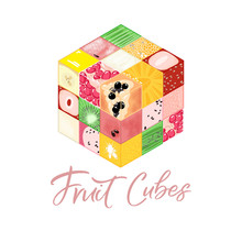 Collection Of Isometric Frut C...