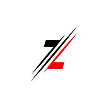 Letter Z Logo Graphic Elegant ...