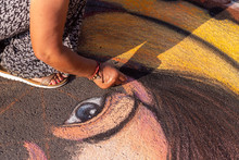 Street Painters Artists Festiv...