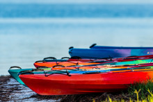 Water Sports - Kayaks At The F...