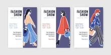 Bundle Of Fashion Show Invitat...