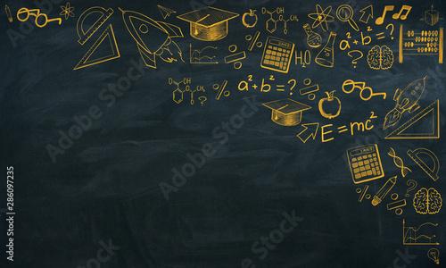 Fotografía  Complex education sketch