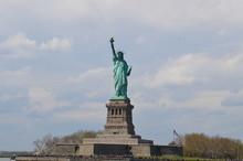 Estátua Da Liberdade Fotograf...