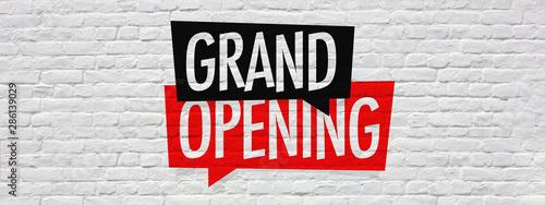 Cuadros en Lienzo  Grand opening
