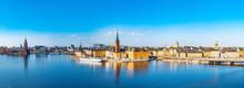 Gamla Stan In Stockholm Viewed...