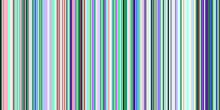 Colorful Vertical Stripes Text...