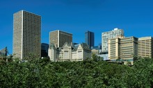 Stunning View Of Downtown Core...