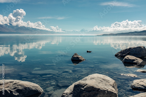 Photo Lake Pukaki