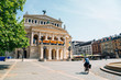 Alte Oper opera house in Frankfurt, Germany