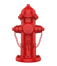 Fire Hydrant Isolated