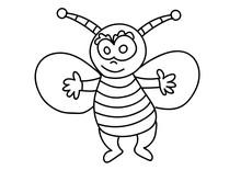 Pszczoła, Osa, Serce, Ul, Ule...