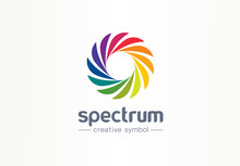 Spectrum, Spiral Rainbow Creat...