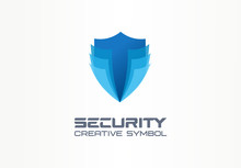 Cyber Security Shield Creative...