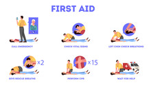 First Aid Steps In Emergency S...