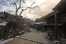 Views Of Tsumago And Magome Vi...