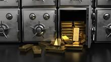 Safe Fine Gold Bars 1000g