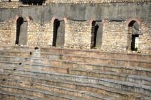 Macédoine Du Nord : Amphithéâtre D'Ohrid