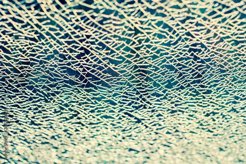 Valokuva broken mirror background - vintage filter