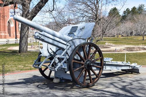 Fototapeta old cannon