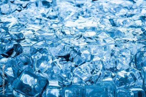Fototapeta Ice Cubes Texture