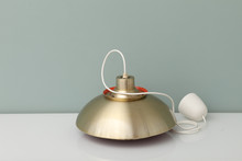 Gold-plated Hanging Lamp, Made...