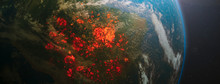 Ecological Disaster Of Fires I...