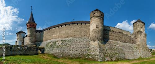Photo fortress in Kamenetz