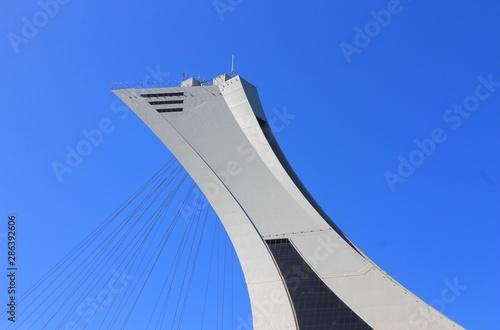 Photo Tour incliné de Montréal