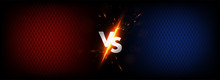Dark Versus Battle. MMA Concep...
