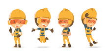 Set Of Character Constructor W...