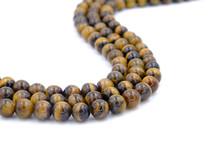 Tiger Eye Stone Beads Necklace...