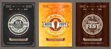 Vector Oktoberfest Beer Festiv...