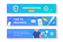 Vaccination Banners