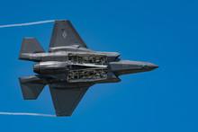 F35 Lightning II Jet Fighter W...