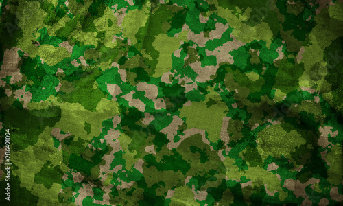 abstract grunge military background - 286491094