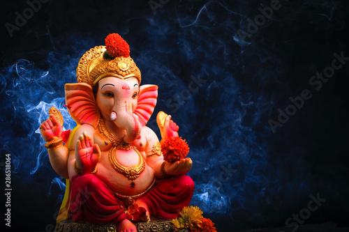 Tablou Canvas Lord ganesha , Indian ganesh festival