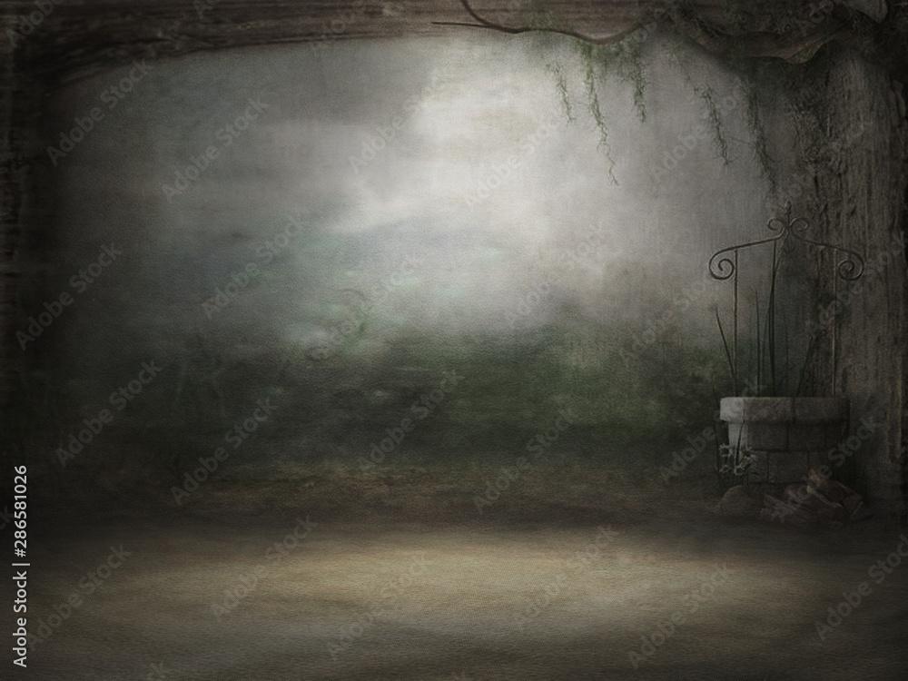 Fototapety, obrazy: Background Studio Portrait Backdrops 4K