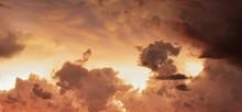 Stormy Desert Sky 4