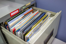 Files Document Of Hanging File...