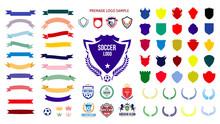 Soccer, Football Logo Template...